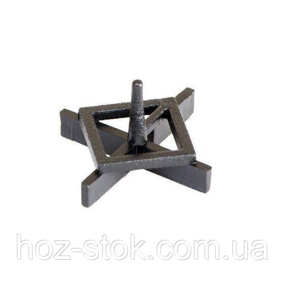 Хрестик дистанційний для плитки Sigma, багаторазовий 2.5 мм, 100 шт
