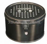 Коробка стерилізаційна (КСК-6, КСКФ-6)
