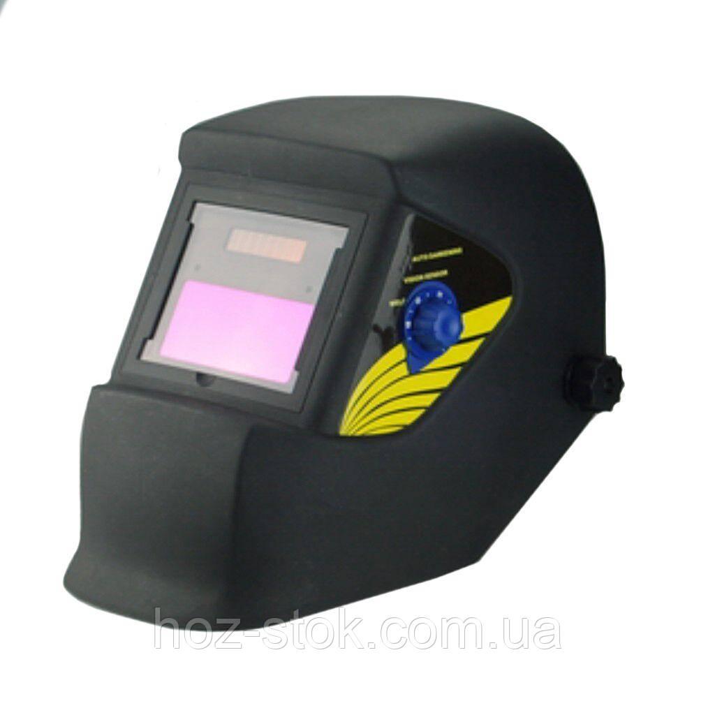 Маска Хамелеон WH 4404 NEW VITA з LED підсвічуванням, комплект скла 2 зовнішніх і 1 внутрішній (WH-0018)