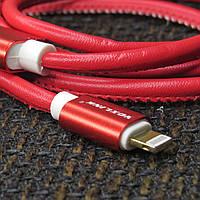 Lightning провід Voxlink під шкіру 1м Red, фото 1
