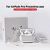 PC чохол AirPods Pro transparent