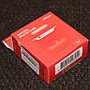 Чехол for AirPods 1/2 Silicone Case Slim COLOR BOX Red