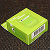 Чехол for AirPods 1/2 Silicone Case Slim COLOR BOX Green
