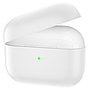 Чохол for AirPods PRO Silicone Case Slim White