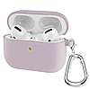 Чехол for AirPods PRO Silicone Pink