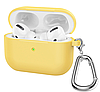 Чехол for AirPods PRO Silicone Yellow