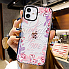 Чехол Бампер для Iphone 12Mini Flowers