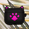 Чехол for AirPods Pro 3D CAT Black