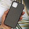 Тканевый чехол-накладка Iphone 11Pro Gray