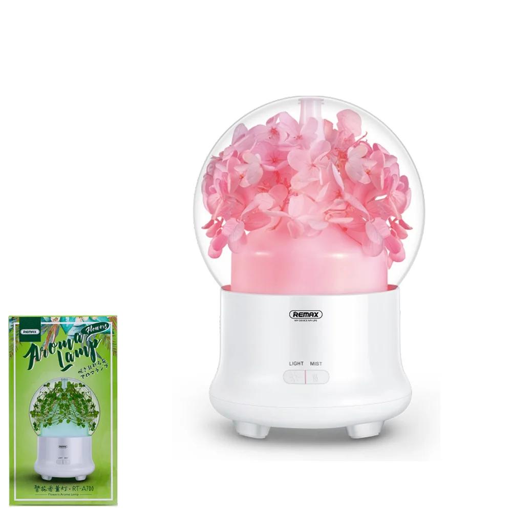 Увлажнитель (ароматизатор) воздуха Remax Aroma Lamp RT-A700 Pink