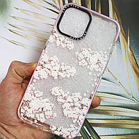 Чохол Бампер для Iphone 12Pro Max Sakura, фото 1