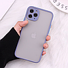 Чохол TOMOCOMO (FULL PROTECTION) for iPhone 12 Pro Max Blue