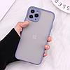 Чехол TOMOCOMO (FULL PROTECTION) for iPhone 12 Pro Blue