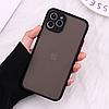 Чехол TOMOCOMO (FULL PROTECTION) for iPhone 12 Pro Max Black