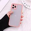Чехол TOMOCOMO (FULL PROTECTION) for iPhone X/XS Pink