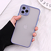 Чехол TOMOCOMO (FULL PROTECTION) for iPhone X/XS Blue