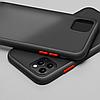 Чехол Funda (FULL PROTECTION) for iPhone 12 Pro Max Black