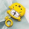 3D чехол для AirPods1/2 Winnie Pooh