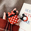 3D чехол для AirPods Pro Minnie Mouse Red