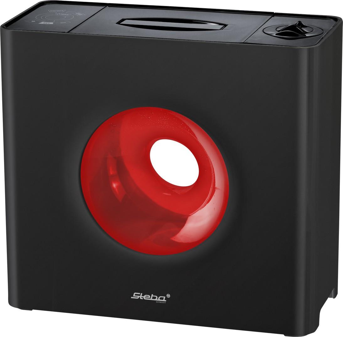 Зволожувач повітря Steba LB 6 Black/Red