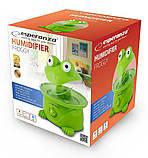 Зволожувач повітря Esperanza EHA006 Froggy, фото 2