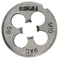 Плашка М10 × 1.5 мм