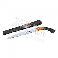 Ножівка садова з пластиковим чохлом, 500 мм (99-120)