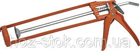 Пістолет Miol для видавлювання силікону, скелет (09-150)