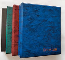 Альбом для монет в капсулах Collection 120 осередків