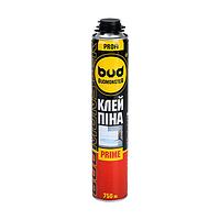 Клей-піна для утеплювача Budmonster PRIME, 750 мл