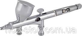 Аерограф Miol професійний металевий 0.2 мм, PREMIUM (80-897)