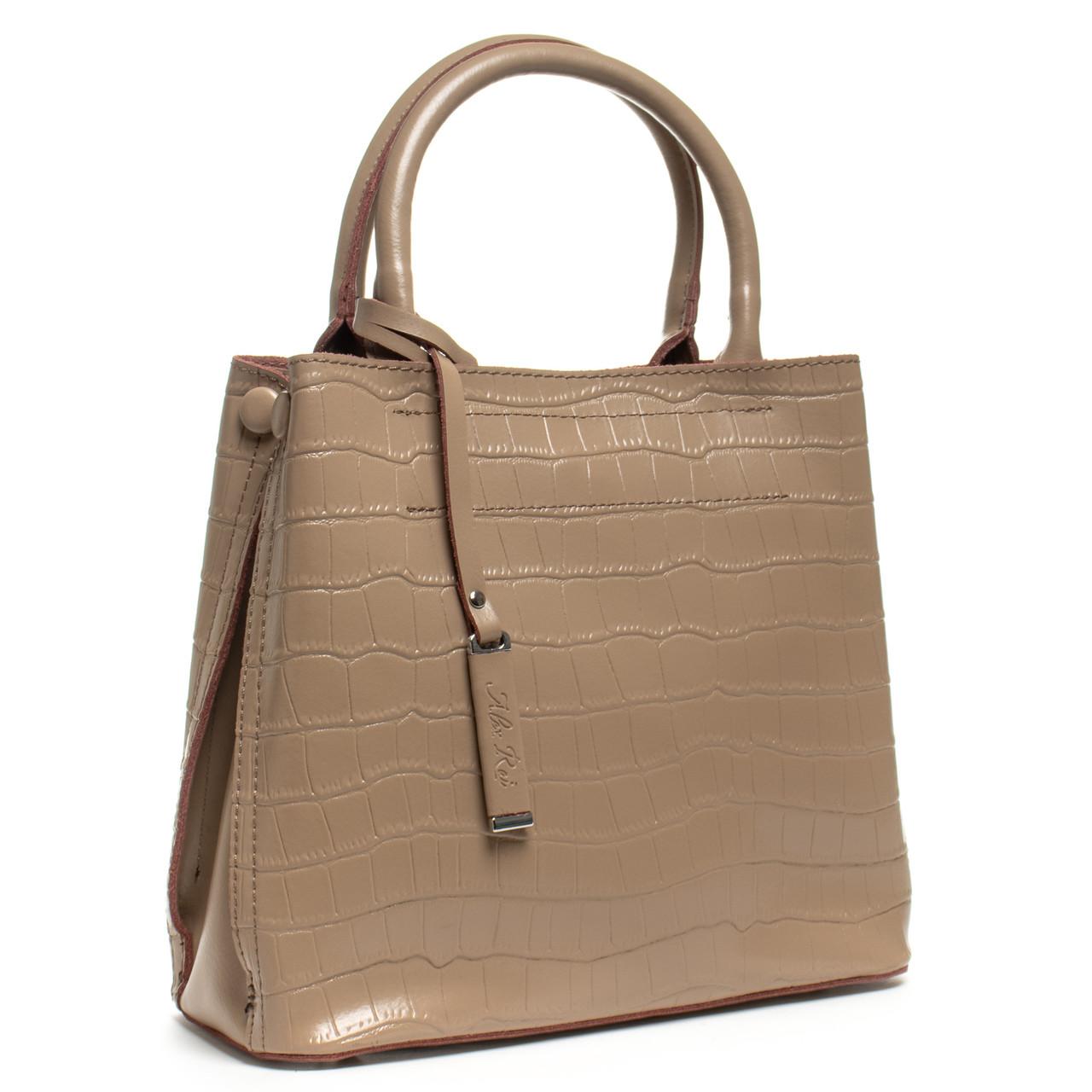 Стильна сумка жіноча шкіряна ALEX RAI різні кольори