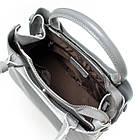 Стильна сумка жіноча шкіряна ALEX RAI різні кольори, фото 4