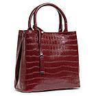 Стильна сумка жіноча шкіряна ALEX RAI різні кольори, фото 10