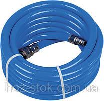 Шланг високого тиску Miol PU / PVC армований 9,5х16 мм 15м (81-352)