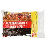 Суміш вогнебіозахисна для внутрішніх робіт по дереву Антижук, сухий концентрат 0.75 кг