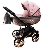Дитяча мультифункциональна коляска 2 В 1 з автокрісла ADBOR OXV 3D 07. Виробник Adbor (Польща)