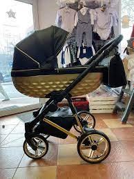 Дитяча мультифункциональна коляска  3 В 1 з автокрісла ADBOR OXV 3D 09. Виробник Adbor (Польша)
