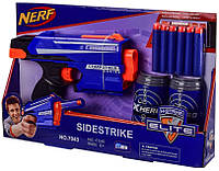 Бластер Nerf Sidestrike, фото 1