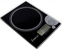 Весы электронные кухонные на стеклянной платформе Momert (до 15 кг) NEW  Модель 6848
