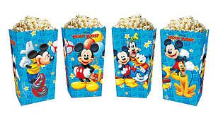 "Коробки для попкорну ""Mickey Mouse"". В упак: 5 штук"