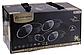 Набір посуду Edenberg EB-9180 8 предметів Чорний каструлі ківш мармурове покриття, фото 3