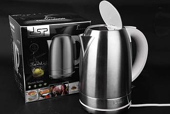 Чайник електричний DSP КК1114 1,7 л, 2200 Вт | Електрочайник