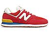 Оригінальні чоловічі кросівки New Balance 574 (ML574HA2)