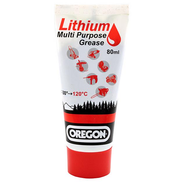 Мастило для редукторів Oregon Lithium Multi Purpose Grease 80мл | Багатоцільова літієва змазка для редукторів