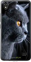"Чехол на Huawei G620S Красивый кот ""3038u-328-2448"""