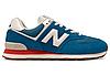 Оригинальные мужские кроссовки New Balance 574 (ML574HC2)