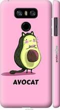 """Чехол на LG G6 Avocat """"4270c-836-2448"""""""