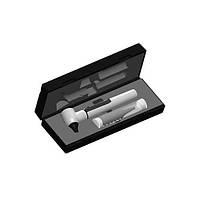 Отоскоп  e-scope® фиброоптический, XL 2,5 В белый в кейсе