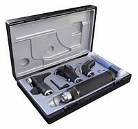 Набір отоларинголога ri-scope® L3 LED 3,5 В, С-ручка для 2 Li-батарейок